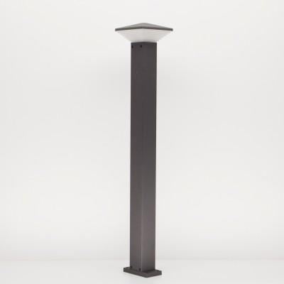 Citilux CLU02B Светильник уличный парковыйОдиночные столбы<br>Обеспечение качественного уличного освещения – важная задача для владельцев коттеджей. Компания «Светодом» предлагает современные светильники, которые порадуют Вас отличным исполнением. В нашем каталоге представлена продукция известных производителей, пользующихся популярностью благодаря высокому качеству выпускаемых товаров.   Уличный светильник Citilux CLU02B не просто обеспечит качественное освещение, но и станет украшением Вашего участка. Модель выполнена из современных материалов и имеет влагозащитный корпус, благодаря которому ей не страшны осадки.   Купить уличный светильник Citilux CLU02B, представленный в нашем каталоге, можно с помощью онлайн-формы для заказа. Чтобы задать имеющиеся вопросы, звоните нам по указанным телефонам.<br><br>Цветовая t, К: 4000K<br>Тип лампы: LED-светодиодная<br>Тип цоколя: LED<br>Количество ламп: 6<br>MAX мощность ламп, Вт: 1<br>Диаметр, мм мм: 130<br>Высота, мм: 800