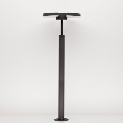 Citilux CLU03B2 Светильник уличный парковыйОдиночные столбы<br>Обеспечение качественного уличного освещения – важная задача для владельцев коттеджей. Компания «Светодом» предлагает современные светильники, которые порадуют Вас отличным исполнением. В нашем каталоге представлена продукция известных производителей, пользующихся популярностью благодаря высокому качеству выпускаемых товаров.   Уличный светильник Citilux CLU03B2 не просто обеспечит качественное освещение, но и станет украшением Вашего участка. Модель выполнена из современных материалов и имеет влагозащитный корпус, благодаря которому ей не страшны осадки.   Купить уличный светильник Citilux CLU03B2, представленный в нашем каталоге, можно с помощью онлайн-формы для заказа. Чтобы задать имеющиеся вопросы, звоните нам по указанным телефонам.<br><br>Цветовая t, К: 4000K<br>Тип лампы: LED-светодиодная<br>Тип цоколя: LED<br>Количество ламп: 12<br>MAX мощность ламп, Вт: 1<br>Диаметр, мм мм: 280<br>Высота, мм: 910