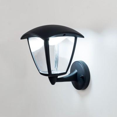 Citilux CLU04W1 Уличный настенный светильникНастенные<br>Обеспечение качественного уличного освещения – важная задача для владельцев коттеджей. Компания «Светодом» предлагает современные светильники, которые порадуют Вас отличным исполнением. В нашем каталоге представлена продукция известных производителей, пользующихся популярностью благодаря высокому качеству выпускаемых товаров. <br> Уличный светильник Citilux CLU04W1 не просто обеспечит качественное освещение, но и станет украшением Вашего участка. Модель выполнена из современных материалов и имеет влагозащитный корпус, благодаря которому ей не страшны осадки. <br> Купить уличный светильник Citilux CLU04W1, представленный в нашем каталоге, можно с помощью онлайн-формы для заказа. Чтобы задать имеющиеся вопросы, звоните нам по указанным телефонам.<br><br>Цветовая t, К: 3000K<br>Тип лампы: LED-светодиодная<br>Тип цоколя: LED<br>Ширина, мм: 200<br>MAX мощность ламп, Вт: 7<br>Длина, мм: 150<br>Высота, мм: 250<br>Цвет арматуры: черный