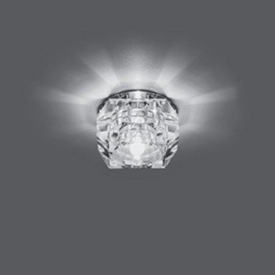 Светильник Gauss Crystal CR030, G9Хрустальные<br>Встраиваемые светильники – популярное осветительное оборудование, которое можно использовать в качестве основного источника или в дополнение к люстре. Они позволяют создать нужную атмосферу атмосферу и привнести в интерьер уют и комфорт.   Интернет-магазин «Светодом» предлагает стильный встраиваемый светильник Gauss Crystal CR030. Данная модель достаточно универсальна, поэтому подойдет практически под любой интерьер. Перед покупкой не забудьте ознакомиться с техническими параметрами, чтобы узнать тип цоколя, площадь освещения и другие важные характеристики.   Приобрести встраиваемый светильник Gauss Crystal CR030 в нашем онлайн-магазине Вы можете либо с помощью «Корзины», либо по контактным номерам. Мы развозим заказы по Москве, Екатеринбургу и остальным российским городам.<br><br>S освещ. до, м2: 3<br>Тип лампы: галогенная<br>Тип цоколя: G9<br>Количество ламп: 1<br>Ширина, мм: 70<br>MAX мощность ламп, Вт: 50<br>Диаметр врезного отверстия, мм: 55<br>Длина, мм: 70<br>Высота, мм: 60