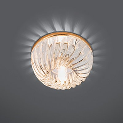Светильник Gauss Crystal CR056 Кристал/Золото, G9Хрустальные<br>Встраиваемые светильники – популярное осветительное оборудование, которое можно использовать в качестве основного источника или в дополнение к люстре. Они позволяют создать нужную атмосферу атмосферу и привнести в интерьер уют и комфорт.   Интернет-магазин «Светодом» предлагает стильный встраиваемый светильник Gauss Crystal CR056. Данная модель достаточно универсальна, поэтому подойдет практически под любой интерьер. Перед покупкой не забудьте ознакомиться с техническими параметрами, чтобы узнать тип цоколя, площадь освещения и другие важные характеристики.   Приобрести встраиваемый светильник Gauss Crystal CR056 в нашем онлайн-магазине Вы можете либо с помощью «Корзины», либо по контактным номерам. Мы развозим заказы по Москве, Екатеринбургу и остальным российским городам.<br><br>S освещ. до, м2: 3<br>Тип лампы: галогенная<br>Тип цоколя: G9<br>Количество ламп: 1<br>MAX мощность ламп, Вт: 50<br>Диаметр, мм мм: 90<br>Диаметр врезного отверстия, мм: 65<br>Высота, мм: 50<br>Цвет арматуры: серебристый