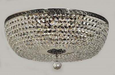 Люстра Arti Lampadari Castellana LE 1.2.50.501 NH (L783A-PT50-NH-M01)Потолочные<br><br><br>Установка на натяжной потолок: Да<br>S освещ. до, м2: 18<br>Крепление: Планка<br>Тип товара: Люстра<br>Тип лампы: накаливания / энергосбережения / LED-светодиодная<br>Тип цоколя: E27<br>Количество ламп: 6<br>MAX мощность ламп, Вт: 60<br>Диаметр, мм мм: 500<br>Высота, мм: 250<br>Цвет арматуры: серый