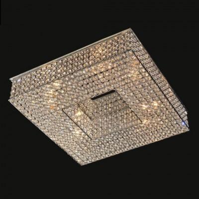 Citilux Арена CL319281 Люстра потолочнаяПотолочные<br>Компания «Светодом» предлагает широкий ассортимент люстр от известных производителей. Представленные в нашем каталоге товары выполнены из современных материалов и обладают отличным качеством. Благодаря широкому ассортименту Вы сможете найти у нас люстру под любой интерьер. Мы предлагаем как классические варианты, так и современные модели, отличающиеся лаконичностью и простотой форм.   Стильная люстра Citilux CL319281 станет украшением любого дома. Эта модель от известного производителя не оставит равнодушным ценителей красивых и оригинальных предметов интерьера. Люстра Citilux CL319281 обеспечит равномерное распределение света по всей комнате. При выборе обратите внимание на характеристики, позволяющие приобрести наиболее подходящую модель.   Купить понравившуюся люстру по доступной цене Вы можете в интернет-магазине «Светодом».<br><br>Установка на натяжной потолок: Ограничено<br>S освещ. до, м2: 32<br>Крепление: Планка<br>Тип лампы: накаливания / энергосбережения / LED-светодиодная<br>Тип цоколя: E14<br>Количество ламп: 8<br>Ширина, мм: 450<br>MAX мощность ламп, Вт: 60<br>Размеры: Габариты 45х45см, Высота 11см<br>Длина, мм: 450<br>Высота, мм: 110<br>Поверхность арматуры: глянцевый<br>Оттенок (цвет): хром, прозрачный<br>Цвет арматуры: серебристый хром