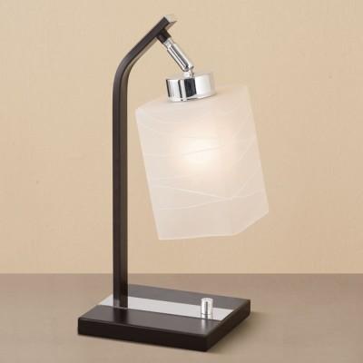 Citilux Оскар CL127811 Настольная лампаСовременные<br>Настольная лампа – это не просто источник дополнительного освещения, но и оригинальный элемент декора. Его можно установить в спальне, гостиной, кабинете и других комнатах. Интернет-магазин «Светодом» предлагает настольные лампы разных стилей по доступным ценам. Благодаря большому ассортименту Вы обязательно найдете в нашем каталоге именно ту модель, которую искали. <br> Настольная лампа Citilux CL127811 – прекрасный вариант для завершения интерьера. Ее можно включить одновременно с люстрой для более яркого освещения или без нее для создания уютной атмосферы, настраивающей на отдых. <br> Купить настольную лампу Citilux CL127811 Вы можете с помощью виртуальной «Корзины» или по контактным номерам, указанным на сайте.<br><br>S освещ. до, м2: 5<br>Тип лампы: накаливания / энергосбережения / LED-светодиодная<br>Тип цоколя: E27<br>Количество ламп: 1<br>Ширина, мм: 140<br>MAX мощность ламп, Вт: 75<br>Размеры: Габариты основания 14х16 см, Высота 38 см, с диммером, Белое выдувное стекло<br>Длина, мм: 160<br>Высота, мм: 380<br>Поверхность арматуры: глянцевый<br>Оттенок (цвет): белый<br>Цвет арматуры: серебристый хром, венге