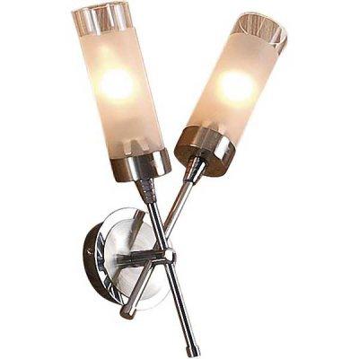 Citilux Хеликс CL109321 Светильник настенный браМодерн<br>Бра CL109321 CITILUX - Дания из коллекции Хеликс - хорошая возможность украсить любое пространство или помещение. Хотите купить бра? Обратите внимание на соответсвующий каталог нашего сайта.<br><br>S освещ. до, м2: 8<br>Тип товара: Светильник настенный бра<br>Тип лампы: накаливания / энергосбережения / LED-светодиодная<br>Тип цоколя: E14<br>Количество ламп: 2<br>Ширина, мм: 250<br>MAX мощность ламп, Вт: 60<br>Размеры: Высота 35см, Ширина 25см, Глубина 15см.<br>Расстояние от стены, мм: 150<br>Высота, мм: 350<br>Поверхность арматуры: глянцевый<br>Цвет арматуры: серый