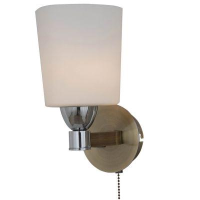 Citilux Глория CL139311 Светильник настенный браМодерн<br><br><br>S освещ. до, м2: 5<br>Крепление: настенное<br>Тип лампы: накаливания / энергосбережения / LED-светодиодная<br>Тип цоколя: E27<br>Количество ламп: 1<br>Ширина, мм: 120<br>MAX мощность ламп, Вт: 75<br>Размеры: Ширина 120 см. Высота 23 см. Глубина 170 см.<br>Расстояние от стены, мм: 180<br>Высота, мм: 220<br>Поверхность арматуры: сатин, глянцевый<br>Оттенок (цвет): белый<br>Цвет арматуры: бронзовый