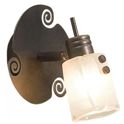 Citilux Верона CL513511 Светильник поворотный спотОдиночные<br>Светильники-споты – это оригинальные изделия с современным дизайном. Они позволяют не ограничивать свою фантазию при выборе освещения для интерьера. Такие модели обеспечивают достаточно качественный свет. Благодаря компактным размерам Вы можете использовать несколько спотов для одного помещения.  Интернет-магазин «Светодом» предлагает необычный светильник-спот Citilux CL513511 по привлекательной цене. Эта модель станет отличным дополнением к люстре, выполненной в том же стиле. Перед оформлением заказа изучите характеристики изделия.  Купить светильник-спот Citilux CL513511 в нашем онлайн-магазине Вы можете либо с помощью формы на сайте, либо по указанным выше телефонам. Обратите внимание, что у нас склады не только в Москве и Екатеринбурге, но и других городах России.<br><br>S освещ. до, м2: 2<br>Тип лампы: галогенная / LED-светодиодная<br>Тип цоколя: G9<br>Количество ламп: 1<br>Ширина, мм: 130<br>MAX мощность ламп, Вт: 40<br>Размеры: Арматура и стекло под старину, Диаметр основания 13см, Размер головки 13см<br>Расстояние от стены, мм: 140<br>Поверхность арматуры: матовый<br>Цвет арматуры: коричневый
