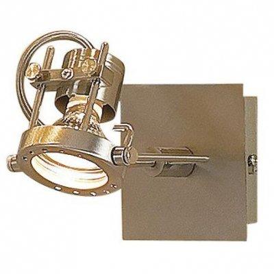 Citilux Терминатор CL515511 Светильник поворотный спотодиночные споты<br>Также рекомендуем посмотреть другие споты и трек-системы из серии Терминатор. Спот CL515511 CITILUX - Дания из коллекции Терминатор - идеальная возможность улучшить любое помещение или пространство.<br><br>S освещ. до, м2: 3<br>Тип лампы: галогенная / LED-светодиодная<br>Тип цоколя: GU10<br>Цвет арматуры: серебристый<br>Количество ламп: 1<br>Ширина, мм: 110<br>Размеры: Высота 11см, Ширина 11 см, Глубина 18см, размер головки 9см<br>Расстояние от стены, мм: 180<br>MAX мощность ламп, Вт: 50