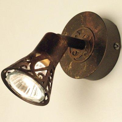 Citilux Винон CL519514 Светильник поворотный спотОдиночные<br>Светильники-споты – это оригинальные изделия с современным дизайном. Они позволяют не ограничивать свою фантазию при выборе освещения для интерьера. Такие модели обеспечивают достаточно качественный свет. Благодаря компактным размерам Вы можете использовать несколько спотов для одного помещения.  Интернет-магазин «Светодом» предлагает необычный светильник-спот Citilux CL519514 по привлекательной цене. Эта модель станет отличным дополнением к люстре, выполненной в том же стиле. Перед оформлением заказа изучите характеристики изделия.  Купить светильник-спот Citilux CL519514 в нашем онлайн-магазине Вы можете либо с помощью формы на сайте, либо по указанным выше телефонам. Обратите внимание, что у нас склады не только в Москве и Екатеринбурге, но и других городах России.<br><br>S освещ. до, м2: 3<br>Крепление: планка<br>Тип лампы: галогенная / LED-светодиодная<br>Тип цоколя: GU10<br>Количество ламп: 1<br>Ширина, мм: 120<br>MAX мощность ламп, Вт: 50<br>Размеры: Ширина 8 см. Глубина 12 см.<br>Высота, мм: 150<br>Поверхность арматуры: матовый<br>Цвет арматуры: коричневый