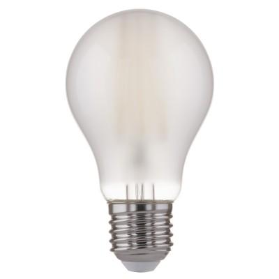 Светодиодный светильник Электростандарт Classic F 8W 4200K E27 (белый матовый)Лампы с цоколем Е27<br>Компания «Светодом» предлагает широкий ассортимент люстр от известных производителей. Представленные в нашем каталоге товары выполнены из современных материалов и обладают отличным качеством. Благодаря широкому ассортименту Вы сможете найти у нас люстру под любой интерьер. Мы предлагаем как классические варианты, так и современные модели, отличающиеся лаконичностью и простотой форм.