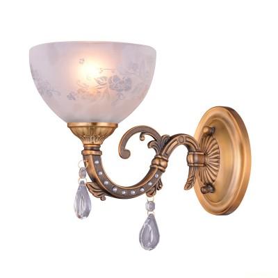 Светильник Colosseo 81624/1W optimaКлассические<br><br><br>Тип цоколя: E27<br>Цвет арматуры: золотой<br>Количество ламп: 1<br>Ширина, мм: 270<br>Диаметр, мм мм: 270<br>Длина, мм: 150<br>Высота, мм: 195<br>MAX мощность ламп, Вт: 60