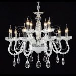 Люстра Crystal Lamp D1399-8+4 Classic