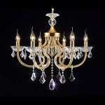 Люстра Crystal Lamp D1446-6 Orfey