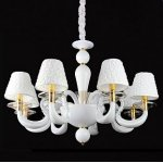 Люстра Crystal Lamp D1489-8WH Assex