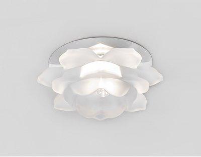 Купить Встраиваемый светильник Ambrella D8188 CL/W, Россия
