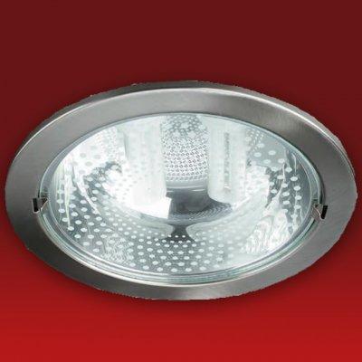 Светильник встраиваемый DC702C под энергосб. лампу сатин-золотоСветильники даунлайты<br>Светитильник С.Л. DC702C встраиваемый 2*26w E27 б/л, сатин-золото<br><br>Диаметр, мм мм: 230<br>Диаметр врезного отверстия, мм: 200