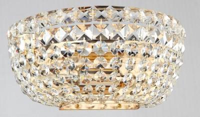 Светильник Maytoni DIA100-WL-02-G Diamant Basforхрустальные бра<br>Изящное бра производства компании Maytoni с восхитительной хрустальной отделкой располагает к себе даже при просмотре фото. Основу его составляет металлическая арматура, выкрашенная под золото. Бра Maytoni Diamant Crystal DIA100-WL-02-G станет удачным дизайнерским элементом и легко впишется в интерьер помещения. Купить этот оригинальный и красивый светильник будет хорошим решением, как по цене, так и по качеству исполнения. Торговый бренд Майтони уже зарекомендовал себя в России – стоимость их продукции адекватно сопоставима с качеством и интересными дизайнерскими решениями.<br><br>S освещ. до, м2: 8<br>Тип лампы: накаливания / энергосбережения / LED-светодиодная<br>Тип цоколя: E14<br>Цвет арматуры: золотой<br>Количество ламп: 2<br>Ширина, мм: 255<br>Высота, мм: 125<br>Поверхность арматуры: глянцевая<br>Оттенок (цвет): золотой<br>MAX мощность ламп, Вт: 60