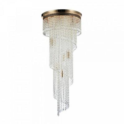 Люстра Maytoni DIA522-CL-12-G Cascadeкаскадные люстры в виде водопада<br>Компания «Светодом» предлагает широкий ассортимент люстр от известных производителей. Представленные в нашем каталоге товары выполнены из современных материалов и обладают отличным качеством. Благодаря широкому ассортименту Вы сможете найти у нас люстру под любой интерьер. Мы предлагаем как классические варианты, так и современные модели, отличающиеся лаконичностью и простотой форм. <br>Стильная люстра Maytoni DIA522-CL-12-G станет украшением любого дома. Эта модель от известного производителя не оставит равнодушным ценителей красивых и оригинальных предметов интерьера. Люстра Maytoni DIA522-CL-12-G обеспечит равномерное распределение света по всей комнате. При выборе обратите внимание на характеристики, позволяющие приобрести наиболее подходящую модель. <br>Купить понравившуюся люстру по доступной цене Вы можете в интернет-магазине «Светодом».<br><br>Установка на натяжной потолок: Да<br>S освещ. до, м2: 48<br>Крепление: Планка<br>Тип лампы: накаливания / энергосбережения / LED-светодиодная<br>Тип цоколя: E14<br>Цвет арматуры: золотой<br>Количество ламп: 12<br>Диаметр, мм мм: 420<br>Размеры основания, мм: 420<br>Высота, мм: 1000<br>Поверхность арматуры: глянцевая<br>Оттенок (цвет): золотой<br>MAX мощность ламп, Вт: 60