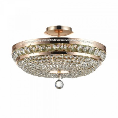 Люстра потолочная Maytoni DIA700-CL-06-G Diamant Ottiliaхрустальные потолочные люстры<br>Хрустальная потолочная люстра от компании Maytoni – это прекрасное средство освещения, выполненное в стиле барокко, как можно заметить на фото. Каркас его состоит из позолоченного металла, а основной внешний вид создают хрустальные подвески, которые к тому же эффектно преломляют световой поток. Если вы заблудились в море различных дизайнерских люстр неоправданной стоимости, то купите хрустальную потолочную люстру Maytoni Diamant Crystal DIA700-CL-06-G – это отличное решение, благодаря сочетанию низкой цены и привлекательного традиционного стиля, выработанного годами компанией Майтони.