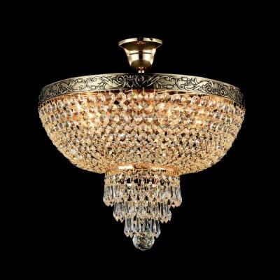 Люстра Maytoni DIA890-CL-05-G PalaceПотолочные<br><br><br>S освещ. до, м2: 15<br>Тип лампы: Накаливания / энергосбережения / светодиодная<br>Тип цоколя: E27<br>Цвет арматуры: золотой<br>Количество ламп: 5<br>Диаметр, мм мм: 400<br>Высота, мм: 435<br>MAX мощность ламп, Вт: 60