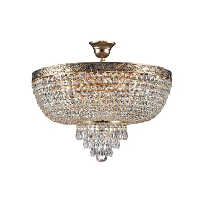 Люстра Maytoni DIA890-CL-06-G PalaceПотолочные<br><br><br>Тип лампы: Накаливания / энергосбережения / светодиодная<br>Тип цоколя: E27<br>Количество ламп: 6<br>MAX мощность ламп, Вт: 60<br>Диаметр, мм мм: 500<br>Высота, мм: 445<br>Цвет арматуры: золотой