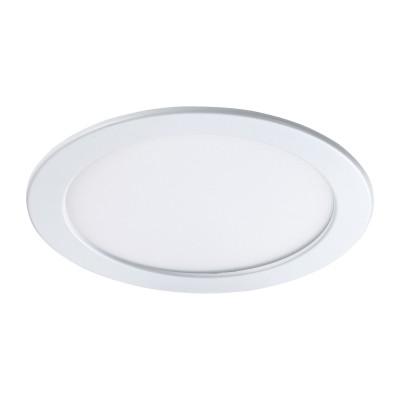 Светильник Maytoni DL017-6-L18Wкруглые встраиваемые светильники<br>Светильник Maytoni DL017-6-L18W на протяжении многих лет притягивает к себе искушенных дизайнеров и клиентов, обустраивающих квартиру или загородный дом, а также офисные или общественные места. Благодаря эстетической тонкости и технической проработанности германская модель DL017-6-L18W популярна в онлайн продажах на сайте и в наших земных магазинах сети Светодом.