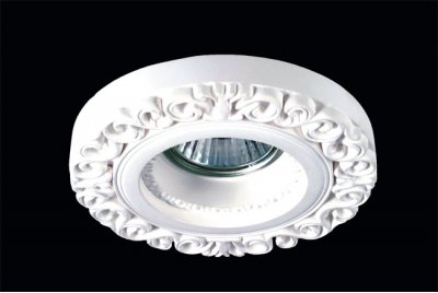 Светильник встраиваемый Donolux DL226GГипсовые точечные светильники<br>Встраиваемые светильники – популярное осветительное оборудование, которое можно использовать в качестве основного источника или в дополнение к люстре. Они позволяют создать нужную атмосферу атмосферу и привнести в интерьер уют и комфорт. <br> Интернет-магазин «Светодом» предлагает стильный встраиваемый светильник Donolux DL226G. Данная модель достаточно универсальна, поэтому подойдет практически под любой интерьер. Перед покупкой не забудьте ознакомиться с техническими параметрами, чтобы узнать тип цоколя, площадь освещения и другие важные характеристики. <br> Приобрести встраиваемый светильник Donolux DL226G в нашем онлайн-магазине Вы можете либо с помощью «Корзины», либо по контактным номерам. Мы развозим заказы по Москве, Екатеринбургу и остальным российским городам.<br><br>Тип лампы: Галогенная (алюминиевое покрытие)/LED лампа<br>Тип цоколя: gu5.3<br>Цвет арматуры: Белый<br>Количество ламп: 1<br>Диаметр, мм мм: 120<br>Диаметр врезного отверстия, мм: 80<br>Высота, мм: 80<br>MAX мощность ламп, Вт: 50