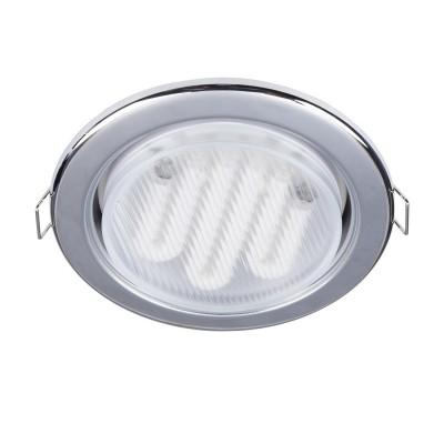 Встроенный светильник  Maytoni DL293-01-CH MetalКруглые встраиваемые светильники<br><br><br>Тип цоколя: GX53<br>Цвет арматуры: Хром серебристый<br>Количество ламп: 1<br>Диаметр, мм мм: 107<br>Высота, мм: 44<br>MAX мощность ламп, Вт: 15