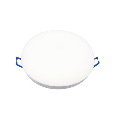 Встроенный светильник  Maytoni DL297-6-6W-W PlasticКруглые<br><br><br>Тип цоколя: LED 360 LM<br>Цвет арматуры: Белый<br>Количество ламп: 1<br>Диаметр, мм мм: 111<br>Высота, мм: 56<br>MAX мощность ламп, Вт: 6