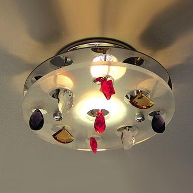 Светильник встраиваемый DM701 Helio Light хромХрустальные<br>Встраиваемые светильники – популярное осветительное оборудование, которое можно использовать в качестве основного источника или в дополнение к люстре. Они позволяют создать нужную атмосферу атмосферу и привнести в интерьер уют и комфорт.   Интернет-магазин «Светодом» предлагает стильный встраиваемый светильник DM701 Helio Light хром. Данная модель достаточно универсальна, поэтому подойдет практически под любой интерьер. Перед покупкой не забудьте ознакомиться с техническими параметрами, чтобы узнать тип цоколя, площадь освещения и другие важные характеристики.   Приобрести встраиваемый светильник DM701 Helio Light хром в нашем онлайн-магазине Вы можете либо с помощью «Корзины», либо по контактным номерам. Мы развозим заказы по Москве, Екатеринбургу и остальным российским городам.<br><br>S освещ. до, м2: 2<br>Тип лампы: галогенная<br>Тип цоколя: GU5.3 (MR16)<br>MAX мощность ламп, Вт: 50<br>Диаметр врезного отверстия, мм: 65<br>Оттенок (цвет): разноцветный<br>Цвет арматуры: серебристый