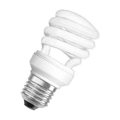 OSRAM DSMICRTW 18W/840 220-240 E27Спиральные<br>В интернет-магазине «Светодом» можно купить не только люстры и светильники, но и лампочки. В нашем каталоге представлены светодиодные, галогенные, энергосберегающие модели и лампы накаливания. В ассортименте имеются изделия разной мощности, поэтому у нас Вы сможете приобрести все необходимое для освещения.   Лампа OSRAM DSMICRTW 18W/840 220-240 E27 обеспечит отличное качество освещения. При покупке ознакомьтесь с параметрами в разделе «Характеристики», чтобы не ошибиться в выборе. Там же указано, для каких осветительных приборов Вы можете использовать лампу OSRAM DSMICRTW 18W/840 220-240 E27OSRAM DSMICRTW 18W/840 220-240 E27.   Для оформления покупки воспользуйтесь «Корзиной». При наличии вопросов Вы можете позвонить нашим менеджерам по одному из контактных номеров. Мы доставляем заказы в Москву, Екатеринбург и другие города России.<br><br>Тип цоколя: E27