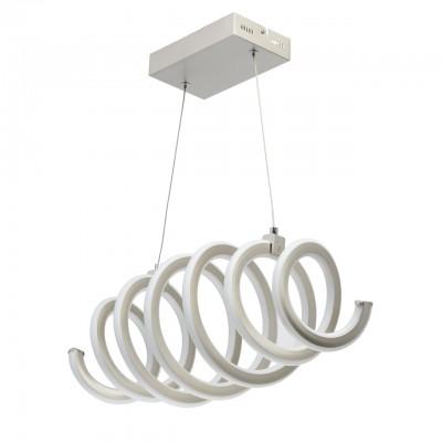 Светильник De Markt 496018401Подвесные<br><br><br>Установка на натяжной потолок: Да<br>Крепление: Планка<br>Цветовая t, К: 3000<br>Тип лампы: LED - светодиодная<br>Тип цоколя: LED, встроенные светодиоды<br>Цвет арматуры: серебристый<br>Количество ламп: 1<br>Ширина, мм: 250<br>Длина, мм: 1200<br>Высота, мм: 550<br>Поверхность арматуры: матовая<br>Оттенок (цвет): серебристый