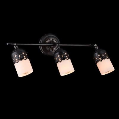 Светильник Maytoni SP562-CW-03-R RendaТройные<br>Светильники-споты – это оригинальные изделия с современным дизайном. Они позволяют не ограничивать свою фантазию при выборе освещения для интерьера. Такие модели обеспечивают достаточно качественный свет. Благодаря компактным размерам Вы можете использовать несколько спотов для одного помещения. <br>Интернет-магазин «Светодом» предлагает необычный светильник-спот Maytoni SP562-CW-03-R по привлекательной цене. Эта модель станет отличным дополнением к люстре, выполненной в том же стиле. Перед оформлением заказа изучите характеристики изделия. <br>Купить светильник-спот Maytoni SP562-CW-03-R в нашем онлайн-магазине Вы можете либо с помощью формы на сайте, либо по указанным выше телефонам. Обратите внимание, что у нас склады не только в Москве и Екатеринбурге, но и других городах России.<br><br>S освещ. до, м2: 6<br>Тип лампы: Накаливания / энергосбережения / светодиодная<br>Тип цоколя: E14<br>Цвет арматуры: черный<br>Количество ламп: 3<br>Ширина, мм: 440<br>Расстояние от стены, мм: 230<br>Высота, мм: 106<br>MAX мощность ламп, Вт: 40