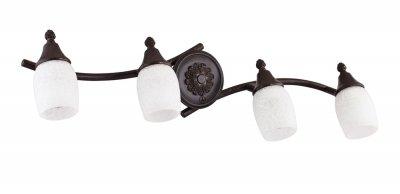 Светильинк поворотный спот Maytoni ECO563-04-R MargaretС 4 лампами<br>Светильники-споты – это оригинальные изделия с современным дизайном. Они позволяют не ограничивать свою фантазию при выборе освещения для интерьера. Такие модели обеспечивают достаточно качественный свет. Благодаря компактным размерам Вы можете использовать несколько спотов для одного помещения.  Интернет-магазин «Светодом» предлагает необычный светильник-спот Maytoni ECO563-04-R по привлекательной цене. Эта модель станет отличным дополнением к люстре, выполненной в том же стиле. Перед оформлением заказа изучите характеристики изделия.  Купить светильник-спот Maytoni ECO563-04-R в нашем онлайн-магазине Вы можете либо с помощью формы на сайте, либо по указанным выше телефонам. Обратите внимание, что мы предлагаем доставку не только по Москве и Екатеринбургу, но и всем остальным российским городам.<br><br>Тип цоколя: E14<br>Количество ламп: 4<br>Ширина, мм: 671<br>MAX мощность ламп, Вт: 40<br>Глубина, мм: 118<br>Высота, мм: 180
