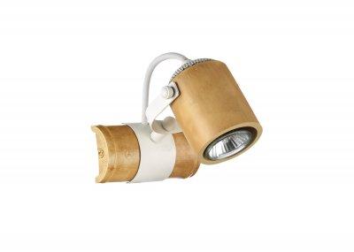 Светильник поворотный спот Maytoni ECO565-01-W ValliОдиночные<br>Светильники-споты – это оригинальные изделия с современным дизайном. Они позволяют не ограничивать свою фантазию при выборе освещения для интерьера. Такие модели обеспечивают достаточно качественный свет. Благодаря компактным размерам Вы можете использовать несколько спотов для одного помещения.  Интернет-магазин «Светодом» предлагает необычный светильник-спот Maytoni ECO565-01-W по привлекательной цене. Эта модель станет отличным дополнением к люстре, выполненной в том же стиле. Перед оформлением заказа изучите характеристики изделия.  Купить светильник-спот Maytoni ECO565-01-W в нашем онлайн-магазине Вы можете либо с помощью формы на сайте, либо по указанным выше телефонам. Обратите внимание, что у нас склады не только в Москве и Екатеринбурге, но и других городах России.<br><br>Тип цоколя: GU10<br>Количество ламп: 1<br>Ширина, мм: 120<br>MAX мощность ламп, Вт: 50<br>Глубина, мм: 145<br>Высота, мм: 115