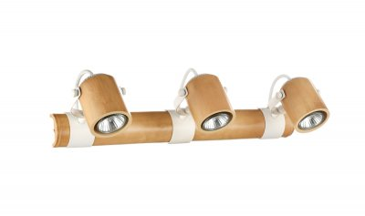 Светильинк поворотный спот Maytoni ECO565-03-W ValliТройные<br>Светильники-споты – это оригинальные изделия с современным дизайном. Они позволяют не ограничивать свою фантазию при выборе освещения для интерьера. Такие модели обеспечивают достаточно качественный свет. Благодаря компактным размерам Вы можете использовать несколько спотов для одного помещения. <br>Интернет-магазин «Светодом» предлагает необычный светильник-спот Maytoni ECO565-03-W по привлекательной цене. Эта модель станет отличным дополнением к люстре, выполненной в том же стиле. Перед оформлением заказа изучите характеристики изделия. <br>Купить светильник-спот Maytoni ECO565-03-W в нашем онлайн-магазине Вы можете либо с помощью формы на сайте, либо по указанным выше телефонам. Обратите внимание, что у нас склады не только в Москве и Екатеринбурге, но и других городах России.<br><br>Тип цоколя: GU10<br>Количество ламп: 3<br>Ширина, мм: 485<br>MAX мощность ламп, Вт: 50<br>Глубина, мм: 145<br>Высота, мм: 115