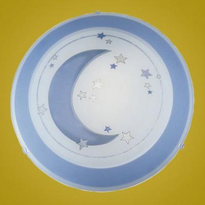 Eglo SPEEDY 83955 ДетскиеДетские<br>Австрийское качество модели светильника Eglo 83955 не оставит равнодушным каждого купившего! Матовое закаленное стекло(пр-во Чехия) с дизайнерским изображением луны, металический корпус белого цвета, Класс изоляции 1, IP 20. ,D=315,1X60W,E27.<br><br>S освещ. до, м2: 4<br>Тип лампы: накаливания / энергосбережения / LED-светодиодная<br>Тип цоколя: E27<br>Количество ламп: 1<br>MAX мощность ламп, Вт: 2<br>Диаметр, мм мм: 315<br>Размеры основания, мм: 0<br>Оттенок (цвет): дизайн луна<br>Цвет арматуры: белый<br>Общая мощность, Вт: 1X60W