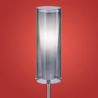 Eglo PINTO NERO 90309 Торшер напольныйДекоративные<br>Торшер – это не просто функциональный предмет интерьера, позволяющий обеспечить дополнительное освещение, но и оригинальный декоративный элемент. Интернет-магазин «Светодом» предлагает стильные модели от известных производителей по доступным ценам. У нас Вы найдете и классические напольные светильники, и современные варианты.   Торшер 90309 Eglo сразу же привлекает внимание благодаря своему необычному дизайну. Модель выполнена из качественных материалов, что обеспечит ее надежную и долговечную работу. Такой напольный светильник можно использовать для интерьера не только гостиной, но и спальни или кабинета.   Купить торшер 90309 Eglo по выгодной стоимости Вы можете с помощью нашего сайта. У нас склады в Москве, Екатеринбурге, Санкт-Петербурге, Новосибирске и другим городам России.<br><br>S освещ. до, м2: 4<br>Тип лампы: накаливания / энергосбережения / LED-светодиодная<br>Тип цоколя: E27<br>Цвет арматуры: серый<br>Количество ламп: 1<br>Диаметр, мм мм: 110<br>Размеры основания, мм: 230<br>Высота, мм: 1470<br>Оттенок (цвет): черный-прозрачный, белый<br>MAX мощность ламп, Вт: 2<br>Общая мощность, Вт: 1X60W