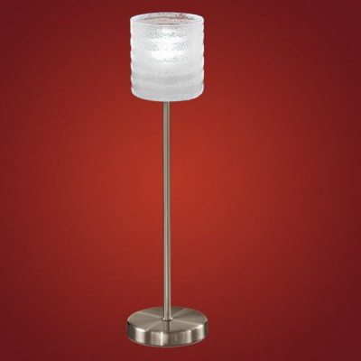 Eglo PILO 1 90903 настольная лампаХай тек<br>Настольная лампа – это не просто источник дополнительного освещения, но и оригинальный элемент декора. Его можно установить в спальне, гостиной, кабинете и других комнатах. Интернет-магазин «Светодом» предлагает настольные лампы разных стилей по доступным ценам. Благодаря большому ассортименту Вы обязательно найдете в нашем каталоге именно ту модель, которую искали.   Настольная лампа Eglo 90903 – прекрасный вариант для завершения интерьера. Ее можно включить одновременно с люстрой для более яркого освещения или без нее для создания уютной атмосферы, настраивающей на отдых.   Купить настольную лампу Eglo 90903 Вы можете с помощью виртуальной «Корзины» или по контактным номерам, указанным на сайте.<br><br>S освещ. до, м2: 2<br>Тип лампы: галогенная / LED-светодиодная<br>Тип цоколя: G9<br>Количество ламп: 1<br>Ширина, мм: 80<br>MAX мощность ламп, Вт: 40<br>Высота, мм: 325<br>Оттенок (цвет): черный<br>Цвет арматуры: серый