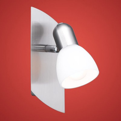 Eglo ENEA 90982 Светильник поворотный спотОдиночные<br>Светильники-споты – это оригинальные изделия с современным дизайном. Они позволяют не ограничивать свою фантазию при выборе освещения для интерьера. Такие модели обеспечивают достаточно качественный свет. Благодаря компактным размерам Вы можете использовать несколько спотов для одного помещения.  Интернет-магазин «Светодом» предлагает необычный светильник-спот Eglo 90982 по привлекательной цене. Эта модель станет отличным дополнением к люстре, выполненной в том же стиле. Перед оформлением заказа изучите характеристики изделия.  Купить светильник-спот Eglo 90982 в нашем онлайн-магазине Вы можете либо с помощью формы на сайте, либо по указанным выше телефонам. Обратите внимание, что у нас склады не только в Москве и Екатеринбурге, но и других городах России.<br><br>S освещ. до, м2: 2<br>Тип лампы: накал-я - энергосбер-я<br>Тип цоколя: E14<br>Цвет арматуры: серый<br>Количество ламп: 1<br>Ширина, мм: 70<br>Размеры основания, мм: 0<br>Длина, мм: 190<br>Оттенок (цвет): белый<br>MAX мощность ламп, Вт: 2<br>Общая мощность, Вт: 1X40W