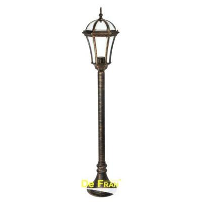 Светильник уличный EL-640PE2 старая медьОдиночные столбы<br>Обеспечение качественного уличного освещения – важная задача для владельцев коттеджей. Компания «Светодом» предлагает современные светильники, которые порадуют Вас отличным исполнением. В нашем каталоге представлена продукция известных производителей, пользующихся популярностью благодаря высокому качеству выпускаемых товаров. <br> Уличный светильник Degran EL-640PE2 старая медь не просто обеспечит качественное освещение, но и станет украшением Вашего участка. Модель выполнена из современных материалов и имеет влагозащитный корпус, благодаря которому ей не страшны осадки. <br> Купить уличный светильник Degran EL-640PE2 старая медь, представленный в нашем каталоге, можно с помощью онлайн-формы для заказа. Чтобы задать имеющиеся вопросы, звоните нам по указанным телефонам.<br><br>Тип лампы: накаливания / энергосбережения / LED-светодиодная<br>Тип цоколя: Е27<br>Цвет арматуры: медный<br>Ширина, мм: 210<br>Высота, мм: 1060<br>MAX мощность ламп, Вт: 60