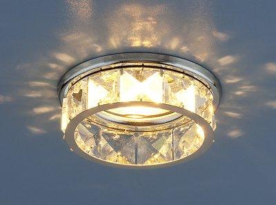 Светильник Elektrostandart 7275 MR16 хром/прозрачныйКруглые<br>Лампа: MR16 G5.3 max 50 Вт Диаметр: ? 82 мм Высота внутренней части: ? 30 мм Высота внешней части: ? 25 мм Монтажное отверстие: ? 55 мм Гарантия: 2 года<br><br>Тип лампы: галогенная<br>Тип цоколя: gu5.3<br>Диаметр, мм мм: 80<br>Диаметр врезного отверстия, мм: 58<br>Высота, мм: 60<br>MAX мощность ламп, Вт: 50