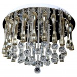 Светильник Escada Cristal 5074R/6PL G9*40W+LED Chrome