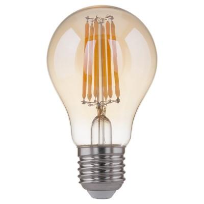 Лампа светодиодная Электростандарт Classic F 8W 3300K E27 (ретро) фото
