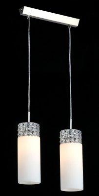 Светильник Maytoni F007-22-N F007Двойные<br><br><br>Крепление: планка<br>Тип лампы: накаливания / энергосбережения / LED-светодиодная<br>Тип цоколя: E14<br>Количество ламп: 2<br>Ширина, мм: 100<br>MAX мощность ламп, Вт: 40<br>Длина цепи/провода, мм: 700<br>Длина, мм: 380<br>Высота, мм: 300 - 1000<br>Цвет арматуры: серый