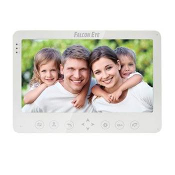 Монитор видеодомофона FE-101M Falcon eyeМониторы<br>Видеодомофон FE-101M имеет цветной экран 10 дюймов, сенсорные кнопки.<br> Можно подключить до 2-х вызывных панелей, имеющие 4-х проводную схему <br>подключения.<br> А также, дополнительно можно подключить внешние камеры, датчики <br>тревоги и дополнительный монитор. Данная модель имеет органичный <br>дизайн, удобна в использовании и обеспечивает высокий уровень <br>безопасности.<br>Характеристики:<br><br>   <br><br><br>Дисплей<br>10 TFT<br><br><br>Разрешение дисплея<br>1024х600<br><br><br>Сенсорный дисплей<br>Нет<br><br><br>Кнопки управления<br>Сенсорные<br><br><br>Меню интерфейса<br>Графическое<br><br><br>Схема подключения<br>4х проводная<br><br><br>Формат сигнала<br>PAL/NTSC<br><br><br>Кол-во вызывных панелей<br>2<br><br><br>Кол-во видео камер<br>2<br><br><br>Поддержка карты памяти<br>microSD<br><br><br>Запись фото<br>Есть<br><br><br>Запись видео<br>Есть<br><br><br>Запись по детектору движения<br>Есть (необходим датчик движения)<br><br><br>Переадресация вызова<br>Нет<br><br><br>Встроенный телефон<br>Нет<br><br><br>Интерком<br>Есть<br><br><br>Управление замком<br>Вызывная панель<br><br><br>Подключение к сети интернет<br>Нет<br><br><br>Фоторамка<br>Нет<br><br><br>Голосовое сообщение<br>Нет<br><br><br>Будильник<br>Нет<br><br><br>Мелодии вызова<br>12<br><br><br>Питание<br>AC 220v / DC 12v (БП приобретается отдельно)<br><br><br>Тип блока питания<br>Встроенный<br><br><br>Рабочая температура<br>от 0 до +40С<br><br><br>Размеры<br>256х180х20мм<br>