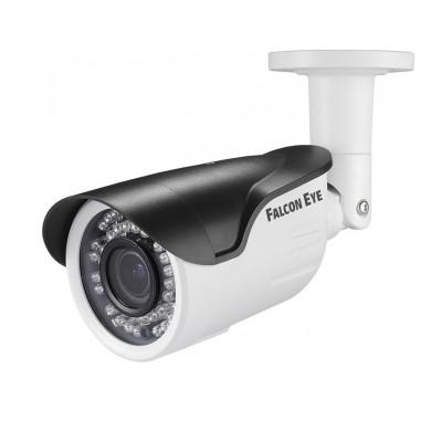 Видеокамера FE-IBV960MHD/40M Falcon eyeMHD камеры<br>Характеристики:<br>?<br><br><br><br><br>Модель<br>FE-IBV960MHD/40M<br><br><br>Матрица<br>1/3 SC1135 CMOS<br><br><br>DSP<br>V20E<br><br><br>Разрешение<br>1.3M /960P<br><br><br>Эффект. Пикселей<br>1280Hx960V<br><br><br>Электр. Затвор<br>1/50(1/60)~1/100000 сек.<br><br><br>Система цветности<br>PAL/ NTSC<br><br><br>Синхронизация<br>Внутренняя<br><br><br>Сигнал/шум<br>Более 50dB (AGC выкл.)<br><br><br>Чувствительность<br>0.01LUX/F1.2(AGC ON), 0Lux IR on<br><br><br>Видеовыход<br>AHD/TVI/CVI/CVBS выход<br><br><br>Особенности камеры<br><br><br><br>ИК подсветка<br>До 40M , Smart ИК<br><br><br>День/ночь<br>Автоматический ИК фильтр<br><br><br>OSD меню<br>OSD джойстик / UTC<br><br><br>Шумоподавление<br>2DDNR<br><br><br>BLC<br>Авто<br><br><br>AGC<br>Авто<br><br><br>WDR<br>/<br><br><br>Баланс белого<br>Авто<br><br><br>Объектив<br><br><br><br>Фокусное растояние<br>HD 2.8-12 мм<br><br><br>Крепление<br>M14<br><br><br>Общие<br><br><br><br>Питание<br>DC12V±10%<br><br><br>Рабочая температура<br>`-40??+50?<br><br><br>Потребление<br>55mA , до 405mA (ИК вкл.)<br><br><br>Дальность передачи<br>500 м коаксиальным кабелем 75-3<br><br><br>Степень защиты<br>IP66<br><br><br>Размеры(Д?Ш?В)<br>?77 X224(Д) мм<br><br><br>Вес<br>750 г.<br>