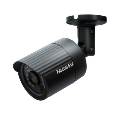 IP камера FE-IPC-BL200P Falcon eyeIP камеры<br>Описание:<br>2-мегапиксельная сетевая видеокамера FE-BL200P   <br>выполнена на CMOS матрице 1/2.8 SONY CMOS с   разрешением 2,43 <br>мегапикселя. На камере установлен 3-мегапиксельный   объектив с <br>фиксированным фокусным расстоянием 3,6 мм.. Камера выполнена в   <br>миниатюрном металлическом корпусе и   способна выдавать в сеть видео <br>поток с разрешением 1920х1080Р.   Возможность работать по Poe и <br>аналоговый видеовыход являются дополнительным бонусом в   такой <br>ценовой категории.<br>Характеристики:<br><br>   <br><br><br>Сенсор<br>1/2.8 SONY 2.43 Мпикс CMOS<br><br><br>Чувствительность<br>0 Lux/F1.4 Ик вкл.<br><br><br>Скорость затвора<br>Авто/Ручная?1/25~1/10000?<br><br><br>День/Ночь<br>Авто/Ч/Б/Цвет/Внешняя подсветка<br><br><br>Функции<br>DWDR, Mirror, 3D NR,   настройки изображения<br><br><br>Дистанция IR подссветки<br>до 20-30м<br><br><br>Объектив<br>3,6 мм <br><br><br>Видео   кодек<br>H.264<br><br><br>Кодирование<br>Два потока,Основной поток?1920X1080 25 к/с<br><br><br>Разрешение<br>1920X1080 пикс<br><br><br>Видео   битрейт<br>16Kbps-8000Kbps<br><br><br>Поддержка платформ<br>IOS, Android<br><br><br>Сетевые   протоколы<br>UDP,HTTP,DHCP,RTP/RTSP,DNS,DDNS,NTP,PPPOE,UPNP,SMTP<br><br><br>Протоколы<br>I8,ONVIF<br><br><br>Сетевой   интерфейс<br>RJ45 10M/100M<br><br><br>Аналоговый   видеовыход<br>BNC<br><br><br>Рабочая   среда<br>-45°C ~ 55°C/0?-90?<br><br><br>Защита<br>IP66<br><br><br>Питание<br>DC12V / POE<br><br><br>Потр.   Мощность, W<br>lt;6<br><br><br>Размеры,   мм<br>66*66*166.7<br><br><br>Вес, кг<br>0,4<br>