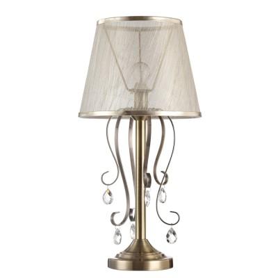 Настольная лампа Freya FR020-11-R SimoneКлассические<br>Настольная лампа – это не просто источник дополнительного освещения, но и оригинальный элемент декора. Его можно установить в спальне, гостиной, кабинете и других комнатах. Интернет-магазин «Светодом» предлагает настольные лампы разных стилей по доступным ценам. Благодаря большому ассортименту Вы обязательно найдете в нашем каталоге именно ту модель, которую искали.   Настольная лампа Freya FR020-11-R – прекрасный вариант для завершения интерьера. Ее можно включить одновременно с люстрой для более яркого освещения или без нее для создания уютной атмосферы, настраивающей на отдых.   Купить настольную лампу Freya FR020-11-R Вы можете с помощью виртуальной «Корзины» или по контактным номерам, указанным на сайте.<br><br>Цветовая t, К: 2500K<br>Тип цоколя: E14<br>Количество ламп: 1<br>MAX мощность ламп, Вт: 40<br>Высота, мм: 559<br>Цвет арматуры: бронзовый