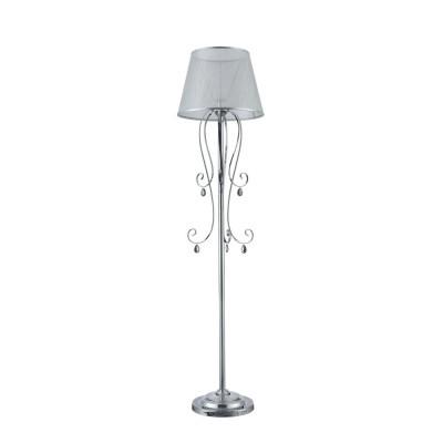Торшер Freya FR2020-FL-01-CH SimoneОжидается<br><br><br>Тип лампы: Накаливания / энергосбережения / LED - светодиодная<br>Тип цоколя: E14<br>Цвет арматуры: Серебристый хром<br>Количество ламп: 1<br>Диаметр, мм мм: 380<br>Высота полная, мм: 1539<br>Высота, мм: 1539<br>Оттенок (цвет): Хром<br>MAX мощность ламп, Вт: 40
